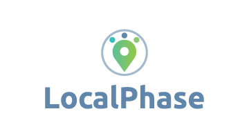 Logo for Localphase.com