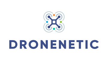 Logo for Dronenetic.com