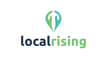 Logo for Localrising.com