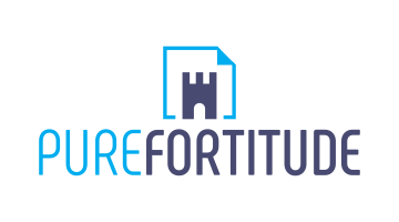 Logo for Purefortitude.com