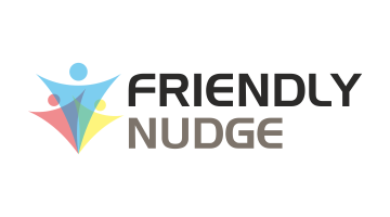 Logo for Friendlynudge.com
