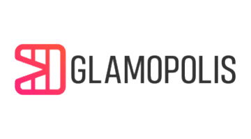 Logo for Glamopolis.com