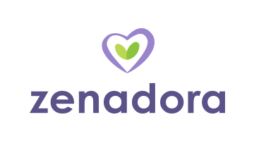 Logo for Zenadora.com