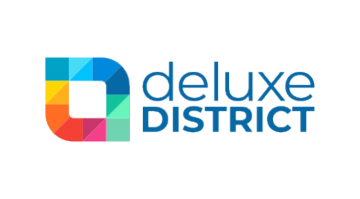 Logo for Deluxedistrict.com