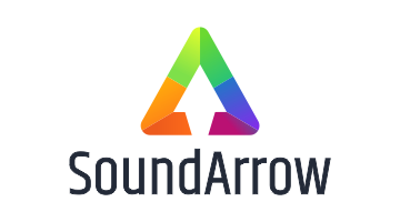 Logo for Soundarrow.com
