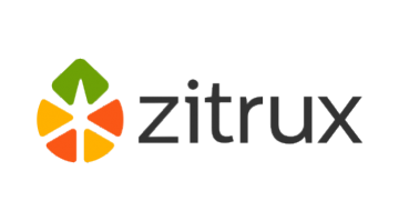 Logo for Zitrux.com