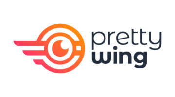 Logo for Prettywing.com