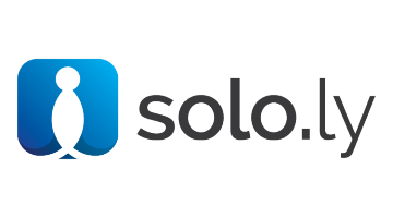 Logo for Solo.ly