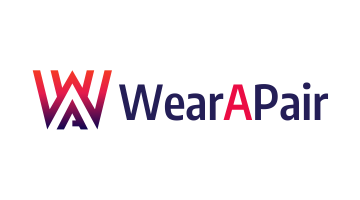 Logo for Wearapair.com