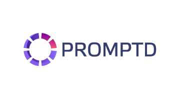Logo for Promptd.com
