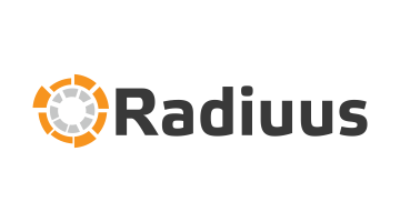 Logo for Radiuus.com
