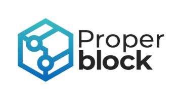 Logo for Properblock.com