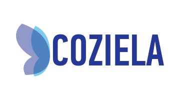 Logo for Coziela.com