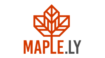 Logo for Maple.ly