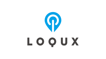 Logo for Loqux.com