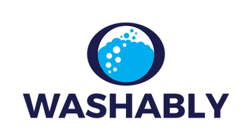 Logo for Washably.com