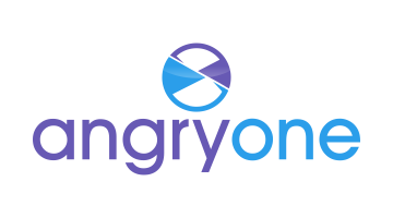 Logo for Angryone.com