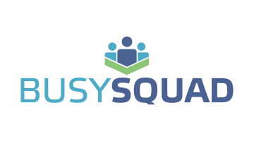 Logo for Busysquad.com
