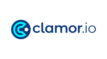 Logo for Clamor.io