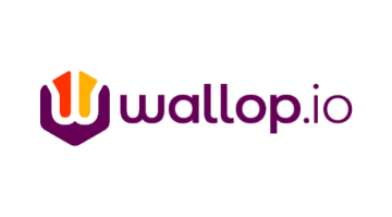 Logo for Wallop.io