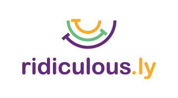 Logo for Ridiculous.ly