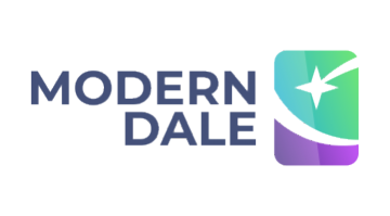 Logo for Moderndale.com