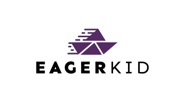 Logo for Eagerkid.com
