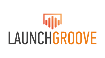 Logo for Launchgroove.com