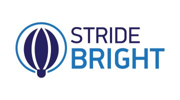 Logo for Stridebright.com