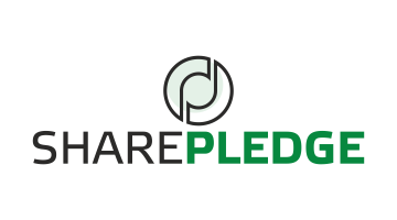Logo for Sharepledge.com