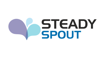 Logo for Steadyspout.com