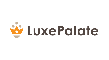 Logo for Luxepalate.com