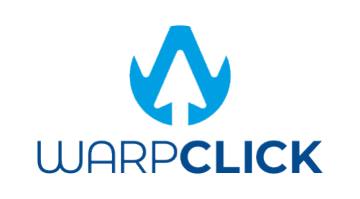 Logo for Warpclick.com