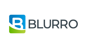 Logo for Blurro.com