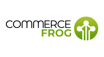 Logo for Commercefrog.com