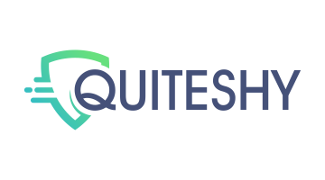 Logo for Quiteshy.com