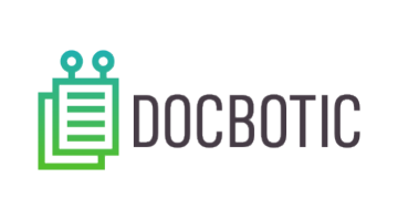 Logo for Docbotic.com