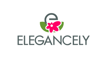 Logo for Elegancely.com