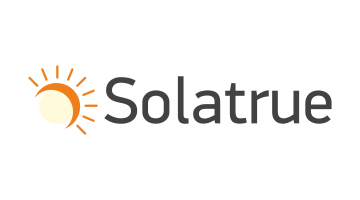 Logo for Solatrue.com