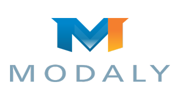 Logo for Modaly.com