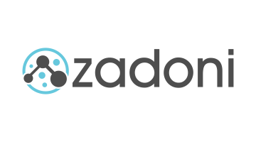 Logo for Zadoni.com