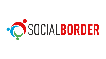 Logo for Socialborder.com