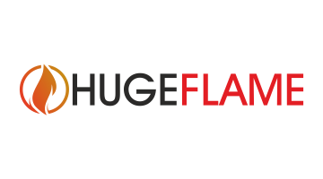 Logo for Hugeflame.com