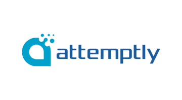 Logo for Attemptly.com