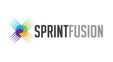 Logo for Sprintfusion.com
