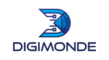 Logo for Digimonde.com