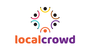 Logo for Localcrowd.com
