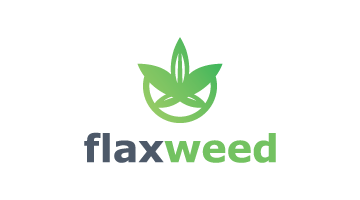 Logo for Flaxweed.com
