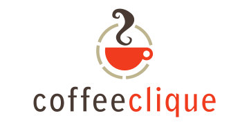 Logo for Coffeeclique.com