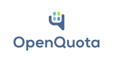 Logo for Openquota.com